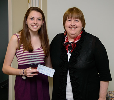 2014 Melick Foundation Scholarship Winner: Caitlin Dermody